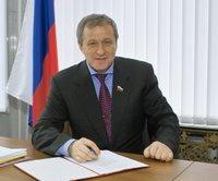 Сенатор Смирнов поздравляет с Днем Национального Единства